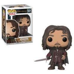 POP FIGURE LORD OF THE RINGS: ARAGORN