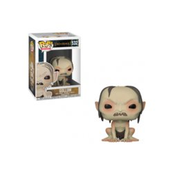 POP FIGURE LORD OF THE RINGS: GOLLUM