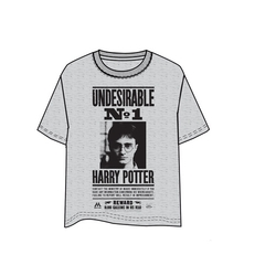 T-SHIRT HARRY POTTER UNDESIRABLE Nº1 XL