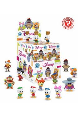 DISPLAY DISNEY AFTERNOONS MYSTERY MINIS (12)