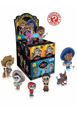 DISPLAY DISNEY COCO MYSTERY MINIS (12)