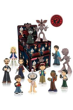 DISPLAY MYSTERY MINIS TRANGER THINGS (12)