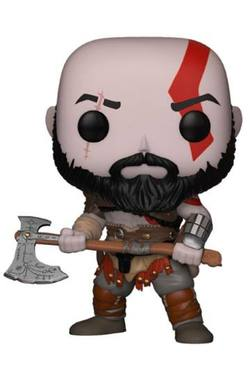 FIGURA POP GOD OF WAR: KRATOS 2018