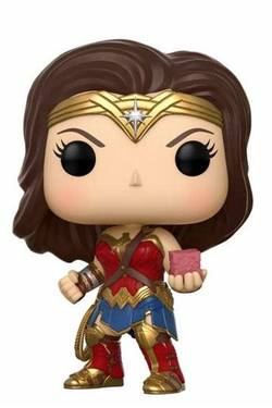 FIGURA POP JLA: WONDER WOMAN MOTHER BOX