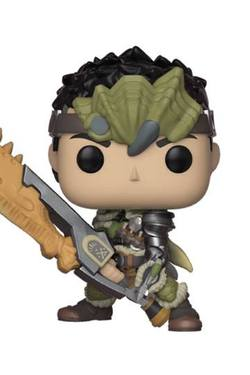 FIGURA POP MONSTER HUNTERS: MALE HUNTER