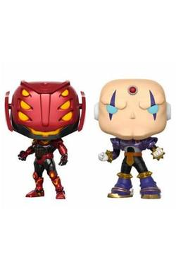 FIGURA POP PACK CAP VS MARV ULTRON VS SIGMA