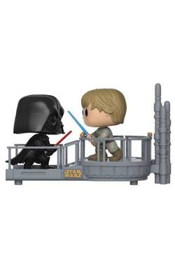 FIGURA POP STAR WARS DUELS: DARTH VADER VS LUKE SKYWALKER