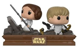 FIGURA POP STAR WARS PACK: LUKE & LEIA TRASH