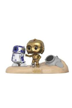 FIGURA POP STAR WARS PACKS: R2-D2 & C3-PO