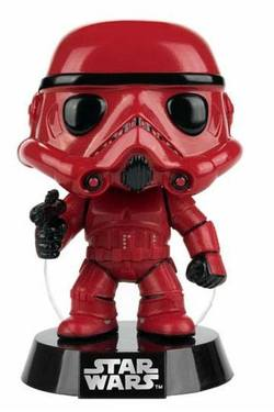 FIGURA POP STAR WARS: RED STORMTROOPER