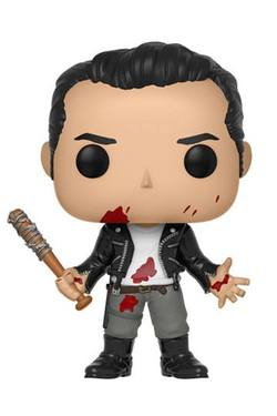 FIGURA POP WALKING DEAD: CLEAN SHAVEN NEGAN