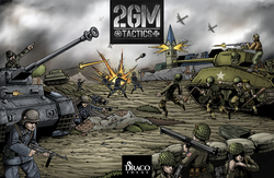 2GM TACTICS SECOND EDITION SPANISH EDITION BOX (6)