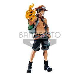 FIGURA BANPRESTO ONE PIECE PORTGAS ACE LUXE 30 CM
