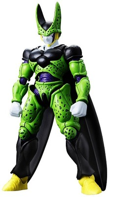 FIGURA DRAGON BALL PERFECT CELL MODEL KIT