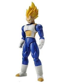 FIGURA DRAGON BALL VEGETA SS MODEL KIT