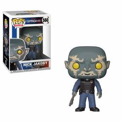 POP FIGURE BRIGHT: NICK JACOBY