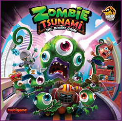 ZOMBIE TSUNAMI SPANISH EDITION
