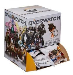 OVERWATCH HANGERS MYSTERY KEYRING DISPLAY (24)