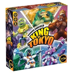 KING OF TOKYO 2016 EDITION *SPANISH*