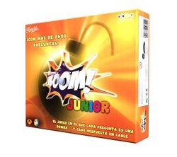 BOOM JUNIOR (SPANISH)