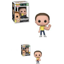 CAJA POP RICK & MORTY SENT ARM MORTY CHASE (5+1)