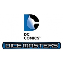 DC DICE MASTERS HARLEY QUINN TEAM PACK