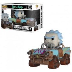 POP FIGURE RICK & MORTY: MAD MAX RICK