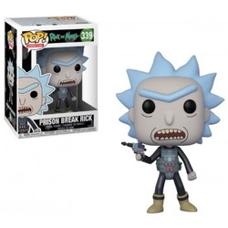 POP FIGURE RICK & MORTY - PRISON BREAK RICK