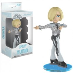 FIGURA ROCK CANDY YURI ON ICE YURIO 12 CM