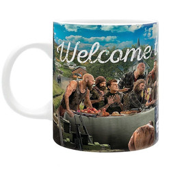 TAZA FAR CRY 5 THE LAST SUPPER