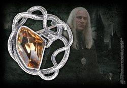 BROCHE LUCIUS MALFOY HARRY POTTER