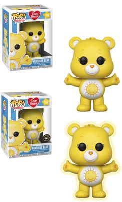 POP FIGURE OSOS AMOROSOS BOX: FUNSHINE 5+1