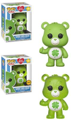 POP FIGURE OSOS AMOROSOS BOX: GOOD LUCK 5+1