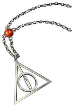 HARRY POTTER XENOPHILIUS LOVEGOOD PENDANT
