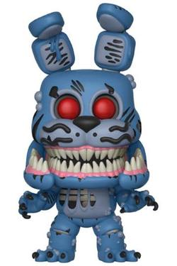 FIGURA POP FNAF VINYL BOOKS: TWISTED BONNIE