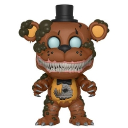 FIGURA POP FNAF VINYL BOOKS: TWISTED FREDDY