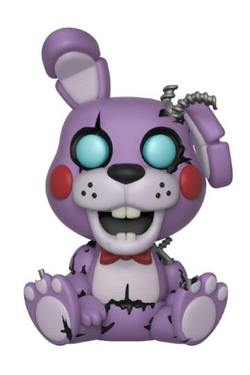 FIGURA POP FNAF VINYL BOOKS: TWISTED THEODORE