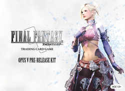 FINAL FANTASY TCG OPUS 5 PRE-RELEASE KIT
