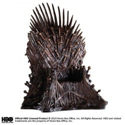 GAME OF THRONES THE IRON THRONE IN BRONZE