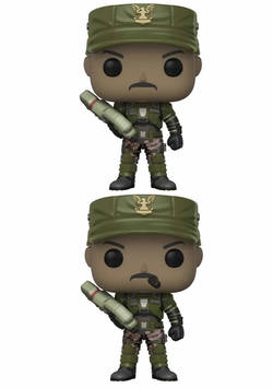 POP FIGURE HALO BOX: SGT JOHNSON CHASE 5+1