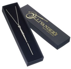 COLGANTE *PLATA* HARRY POTTER VARITA HARRY