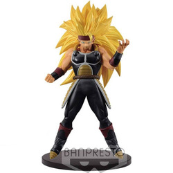 FIGURA BANPRESTO DRAGON BALL BARDOCK XENO 18CM