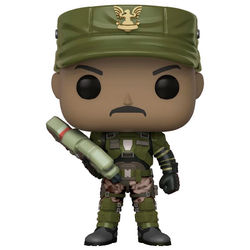 FIGURA POP HALO: SGT JOHNSON