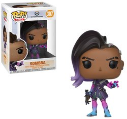 POP FIGURE OVERWATCH: SOMBRA