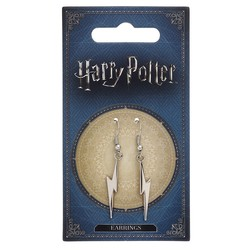 PENDIENTES HARRY POTTER LIGHTNING
