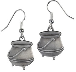 PENDIENTES HARRY POTTER POTION CAULDRON