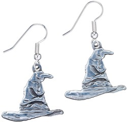 PENDIENTES HARRY POTTER SORTING HAT