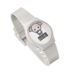 RELOJ CHIBI HARRY POTTER DOBBY