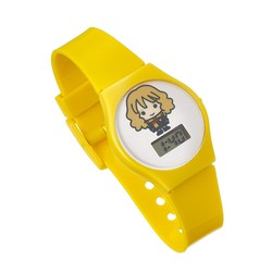 RELOJ CHIBI HARRY POTTER HERMIONE