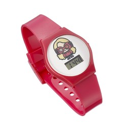RELOJ CHIBI HARRY POTTER LUNA